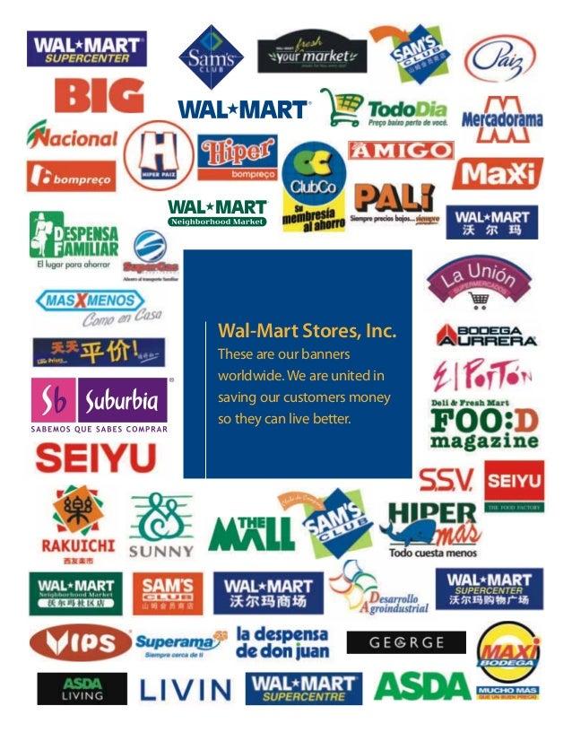 Financial outcomes for Walmart