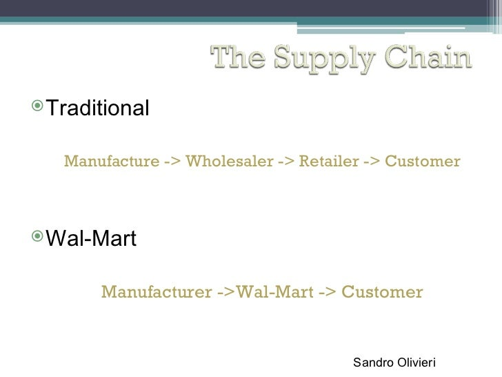 walmart supply chain case study analysis Essay about walmart case study  walmart case study analysis essay  the firm had competitive advantage because of its supply chain that allowed the company to.