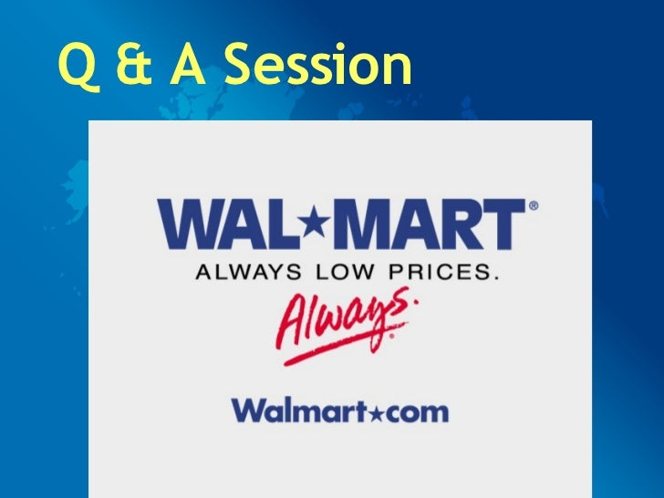 recommendations for walmarts irresponsible behavior That might not bode well for gap, wal-mart and other us retailers that  of bad  behavior, they will only favor one they see as better-behaving if.