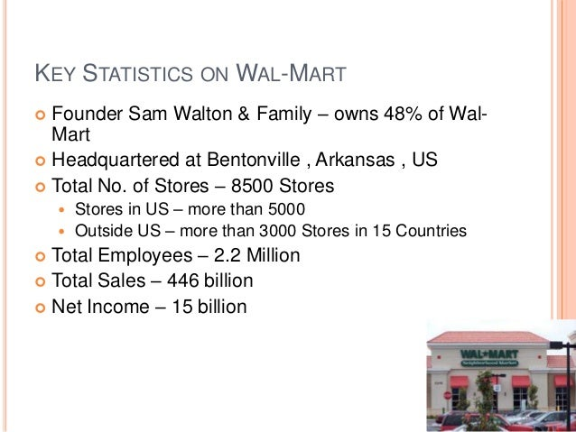 walmart s cost leadership Walmart follows its vision statement and mission statement through the cost-leadership generic strategy, based on porter's model, and the market penetration and.