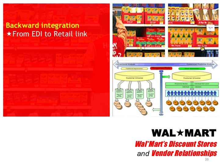 the case study of wal mart Part i: wal-mart is promoting a new price cut, which promises even larger price cut than the usual from the world's largest retailer wal-mart said friday it is.