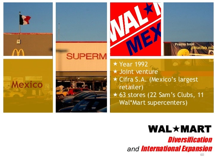 Wal mart case study the challenge