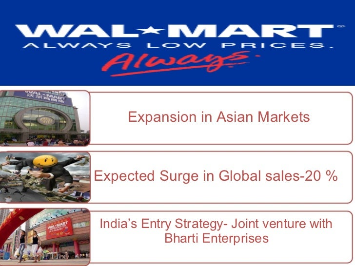 market entry strategies of wal mart Entry, expansion and exit strategies  market entry strategies  – wal-mart has now also entered northeastern region and.