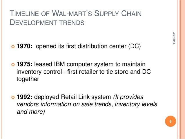 benefits derived by wal mart from efficient supply chain management Walmart's supply chain is legendary,  forecasting and replenishment (cpfr) pilot with warner lambert, which shows significant benefits from the practice.