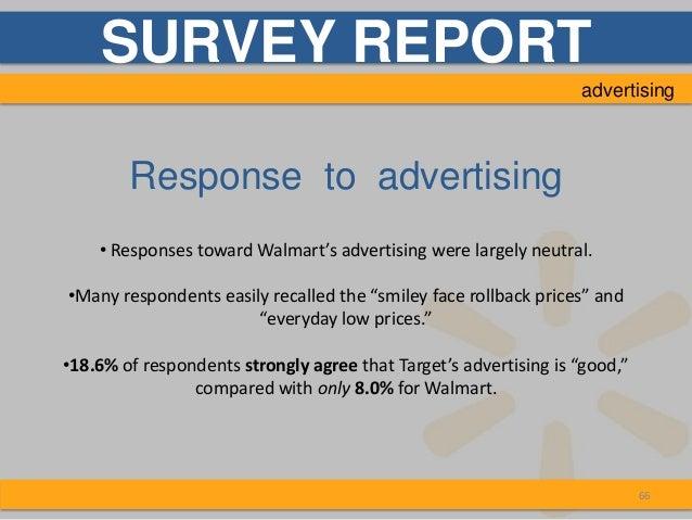 Walmart Advertising Report