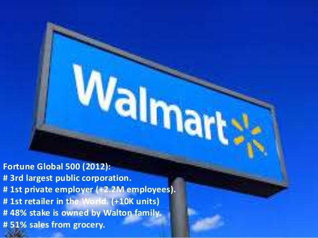 bharti wal mart marketing case study The company was incorporated as wal-mart  walmart's director of brand marketing also  that a study in nebraska looked at two different wal.