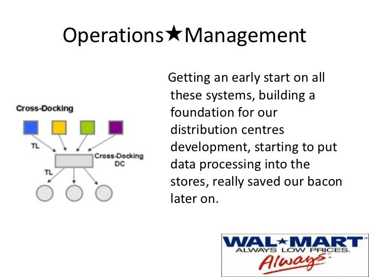 walmart comparitive strategy Strategy models have been used in theory building in economics to understand industrial organization wal-mart, for example, has invested heavily in its logistics infrastructure, even if the individual investments could not be justified by ror analysis.