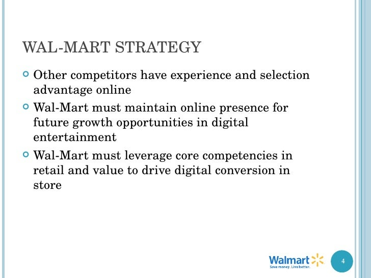 competing with wal mart Walmart is an online powerhouse wal-mart stores the us brick-and-mortar retail sector has been devastated in recent years by competition from.