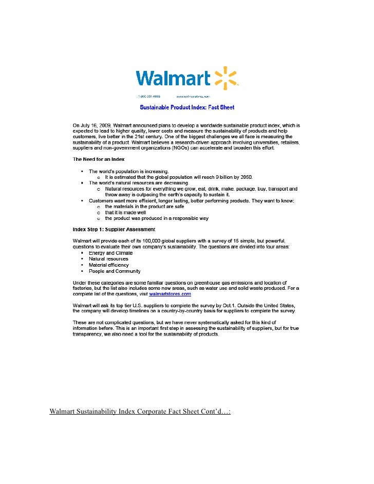 Globalization and the Wal-Mart Effect – How Wal-Mart Changes the Way Products are Sourced and Sold