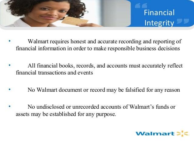 Walmart compliance training osv