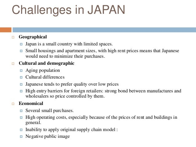 wal mart in japan essay Wal-mart sample essay  please check the sample of the previously written essay on the  it is operating throughout usa and other countries like japan , uk and.