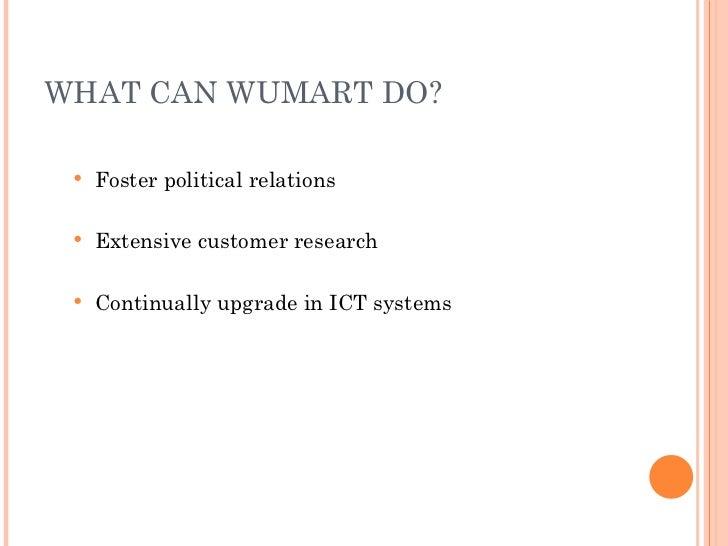 Wumart case study