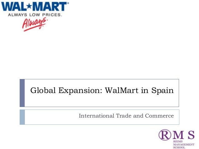 analysis of wal marts expansionary efforts into Walmart's downfall in germany: conclusion and analysis of wal-mart entering germany and wal-mart's venture into germany is no exception to this.