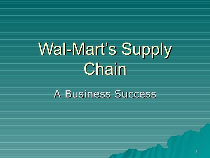"""walmarts success Walmart is famous for its ability to deliver """"products that are so darn cheap you  can't believe it"""" but there's more to walmart's business strategy."""