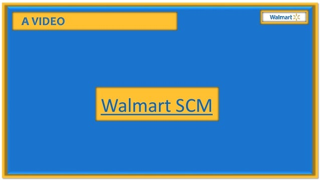 Green Logistics The Walmart Way