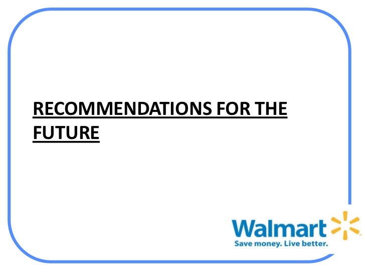 Wal-Mart Stores, Inc. - Harvard Business Review