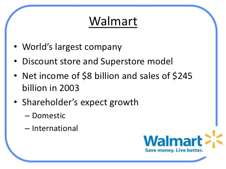 wal mart stores harvard business review