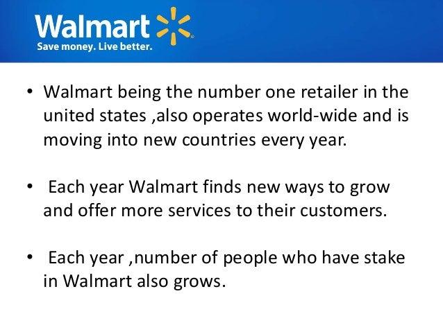 Political Risk (Walmart)