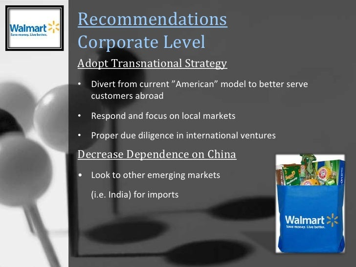 wal mart corporate level strategy Did he actually expect to be as large of the retailer as it is now our team wanted to better understand where wal-mart is with its corporate level strategy,.