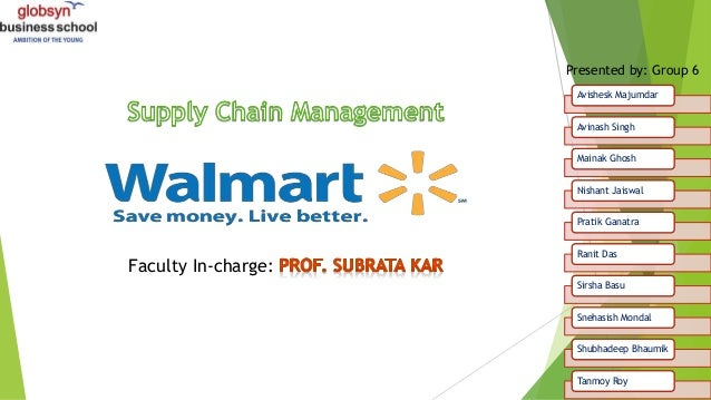 What Is Walmart Supply Chain Strategy