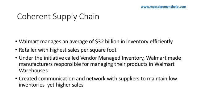 Walmart Swot analysis Slide 3