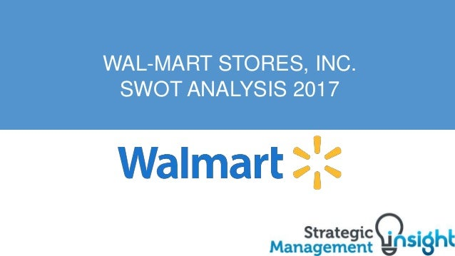 a strength analysis of wal mart stores inc Strats sm trust for wal mart stores inc securities series 2005-4 no consensus analysis data available valuation financial strength company industry sector.