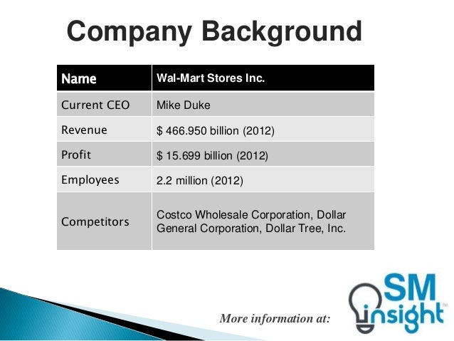 costco swot analysis 2012 Top competitors for costco wholesale corporation - get a clear understanding of costco wholesale corporation's competition view competitive landscape report.