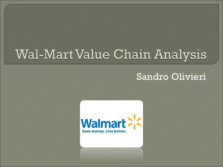 Valuing Wal-Mart Case Analysis