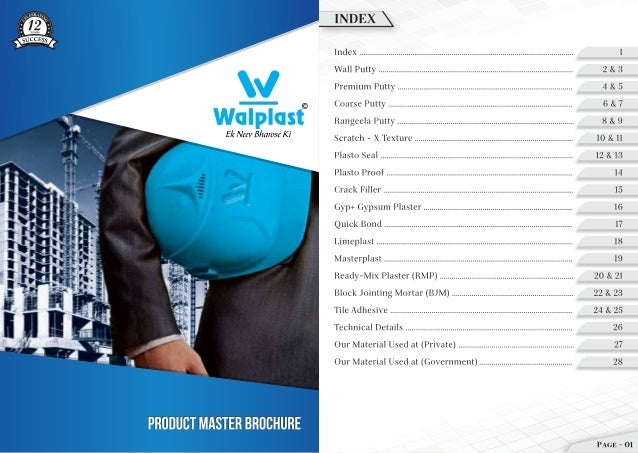 Walplast Products Private Limited, Navi Mumbai, Plasto Premium