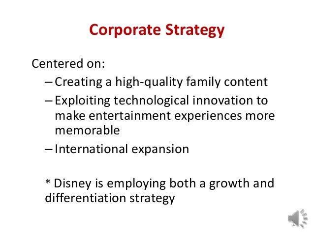 Team F2 Walt Disney Company