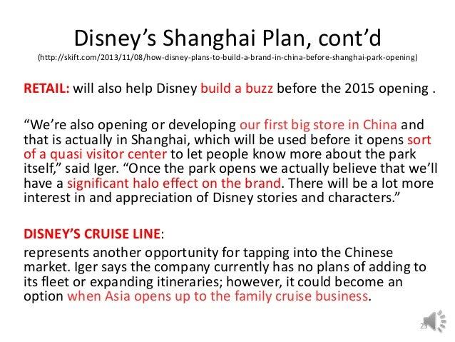 The Walt Disney Company: The Entertainment King Essay Sample