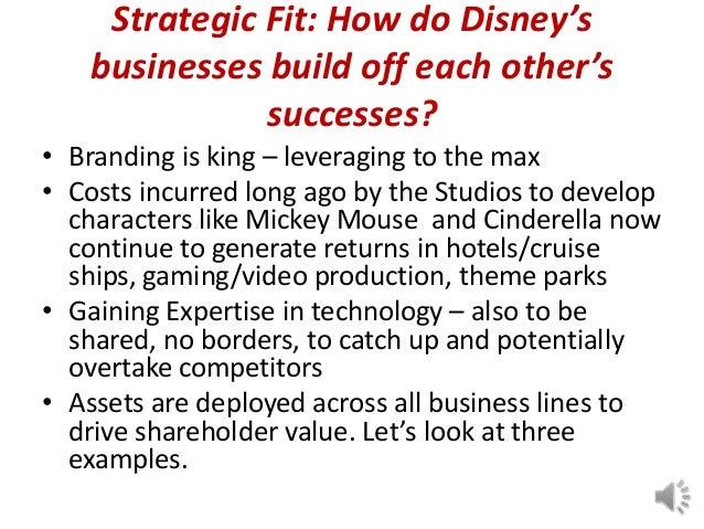 The Walt Disney Company: A Short SWOT Analysis