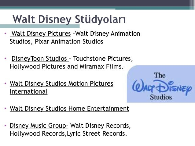 the walt disney company entertainment king essay Analysis: the walt disney company and consumers to its entertainment products in addition, disney has the option to essay the walt disney company.