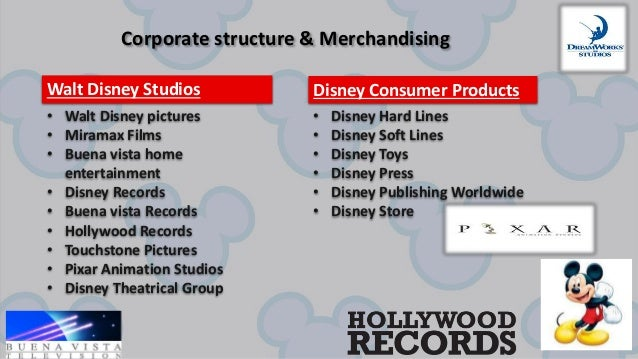 walt disney studio entertainment value chain analysis Supply chain management  ••• vision and values of walt disney, his studio,  is to be one of the world's leading producers and providers of entertainment.