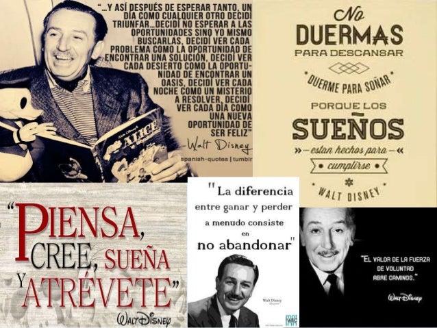 Walt Disney Frases