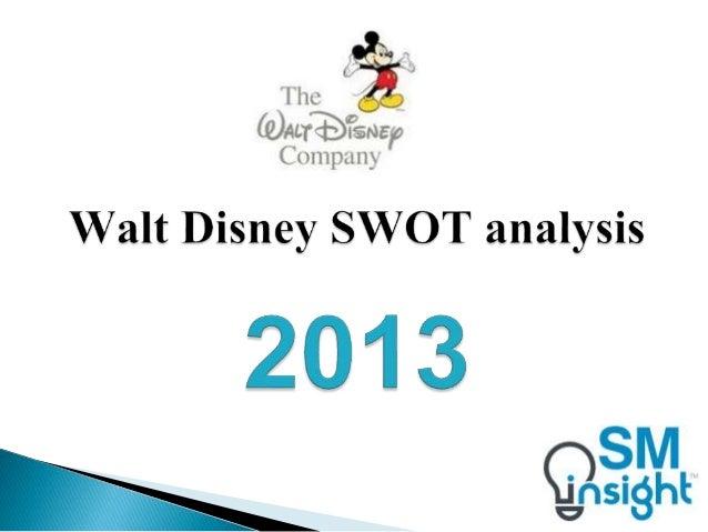 Disney analysis