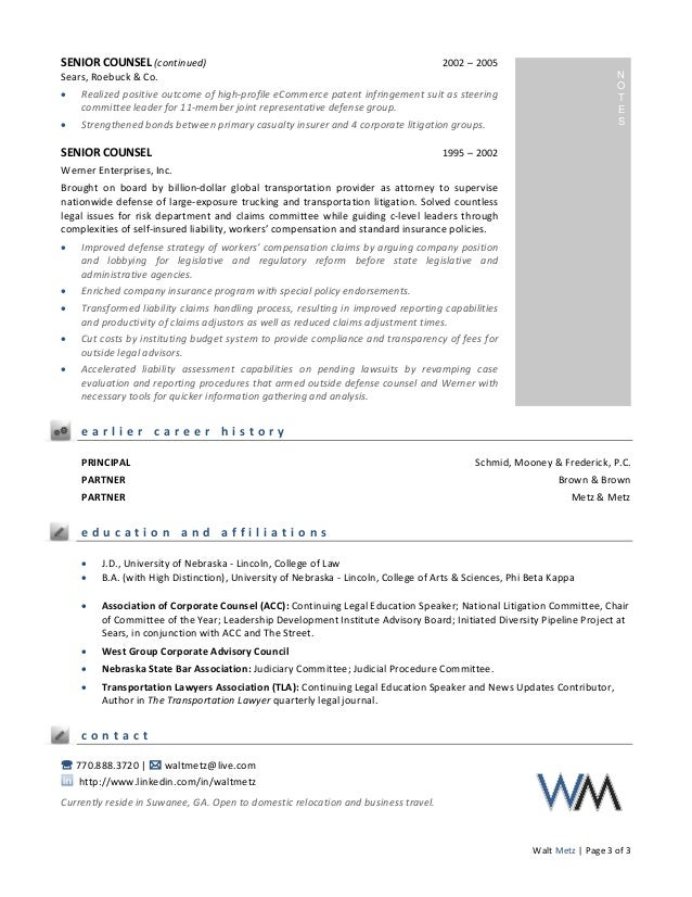 transactional attorney resume corporate attorney cover letter