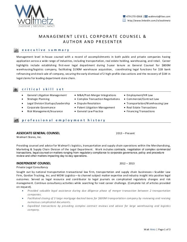 Secretary Resume Example Resume Now  Patent Attorney Resume