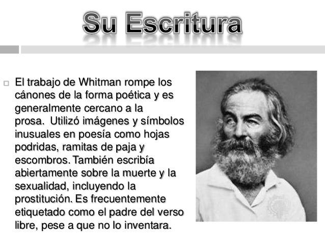 a biography of american poet walt whitman Walt whitman poems - walt whitman famous poems from poetrynet login  the stands4 network  walter walt whitman was an american poet, essayist and journalist  complete biography of walt whitman ».
