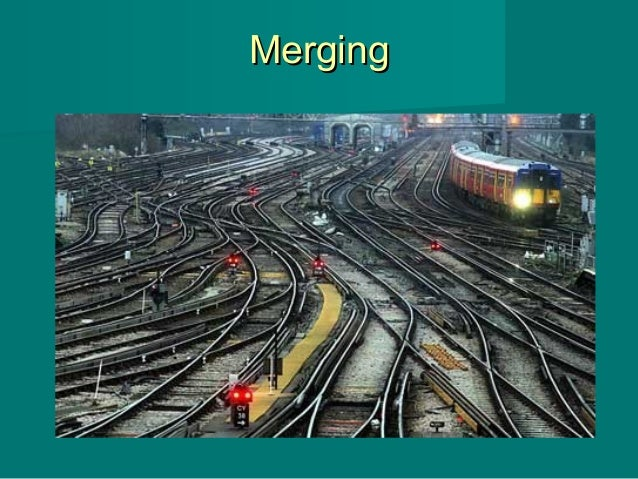 MergingMerging