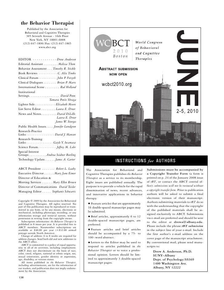 Dissemination of EST's (November 2009)