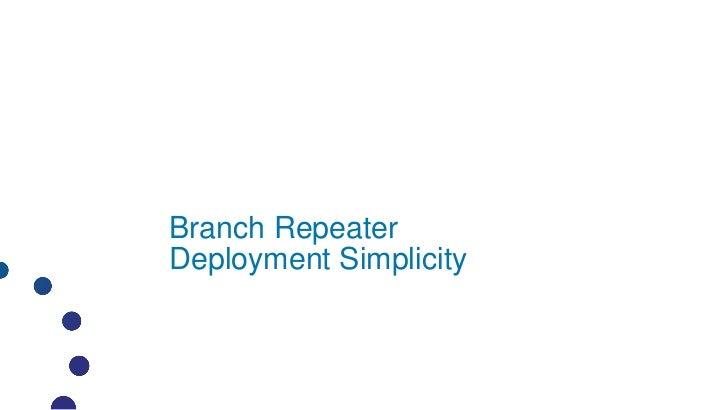Wan Optimierung Mit Citrix Branch Repeater