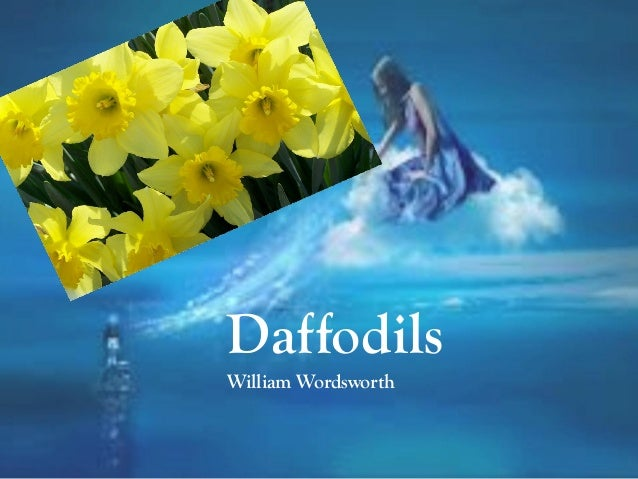 william wordsworths daffodils and negative romanticism William wordsworth is a well-known romantic poet who believed in  thus,  daffodils is one of the most popular poems of the romantic age,.