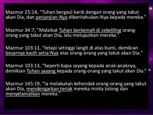 "Mengapa penting untuk memuji seorang perempuan yang takut akan Tuhan? a. Memuji itu Menyenangkan. Mazmur 37:4, ""dan bergem..."