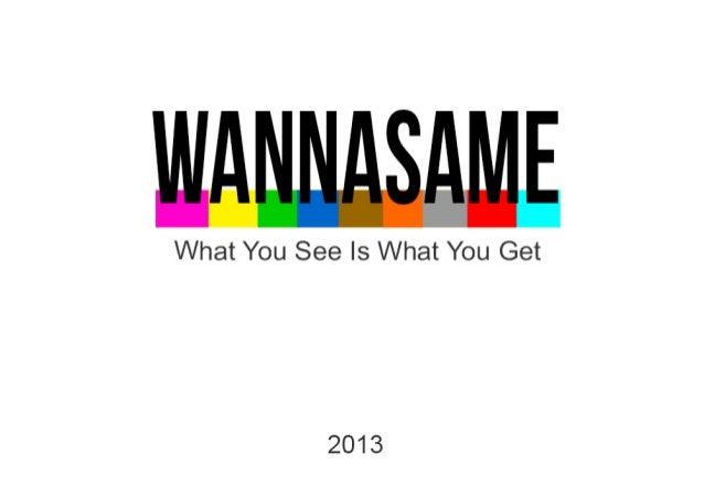 Wannasame.com (19.08.13).