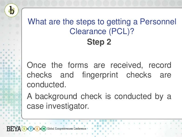 Want a Security clearance? This is what you need to know Electronic Personnel Security Questionnaire Form For Application on