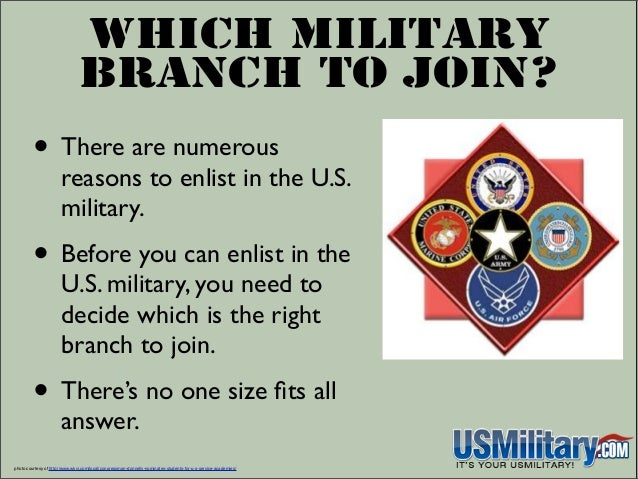 Best Military Branch To Join >> Want To Join The Military Which Military Branch To Join