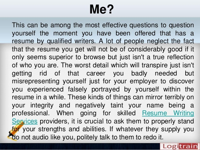 Superior SlideShare Throughout Rewrite My Resume
