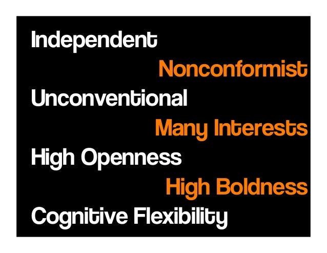 constrained creativity