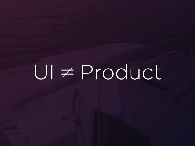 The New UI - Tony Aubé at WAQ16
